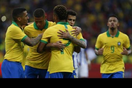 Eliminatorias Qatar 2022 : BRASIL vs. BOLIVIA