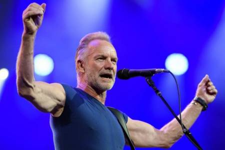 Sting lanza un disco que recopila sus más reconocidos duetos