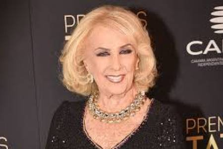 Se demora el alta de Mirtha Legrand