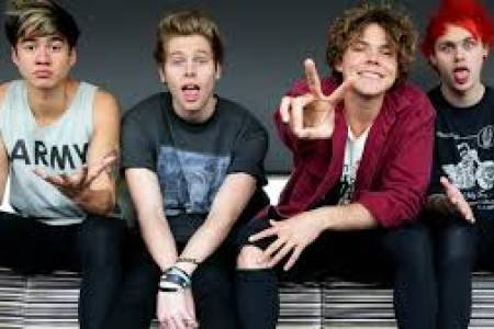 5 Seconds of Summer lanza CALM, su cuarto álbum de estudio
