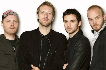 Coldplay presenta nuevo single